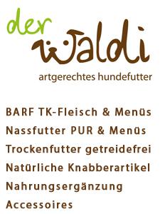der Waldi | BARF | Shop | 53332 | Bornheim | Bonn | Wesseling | TK Frischfleisch | Dose | Knabberartikel | Köln | Oberkassel | Meckenheim | Brühl | Alfter | Alaska | fithound | Ritzenberger | BALF | Collagile | Vital